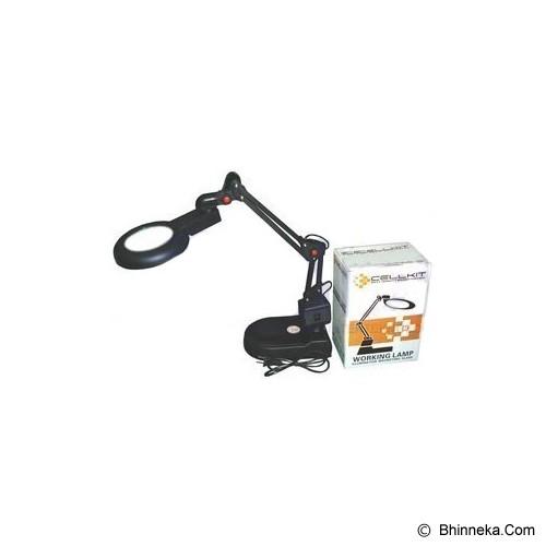 CELLKIT Magnifier Lamp [CK A138] - Kaca Pembesar